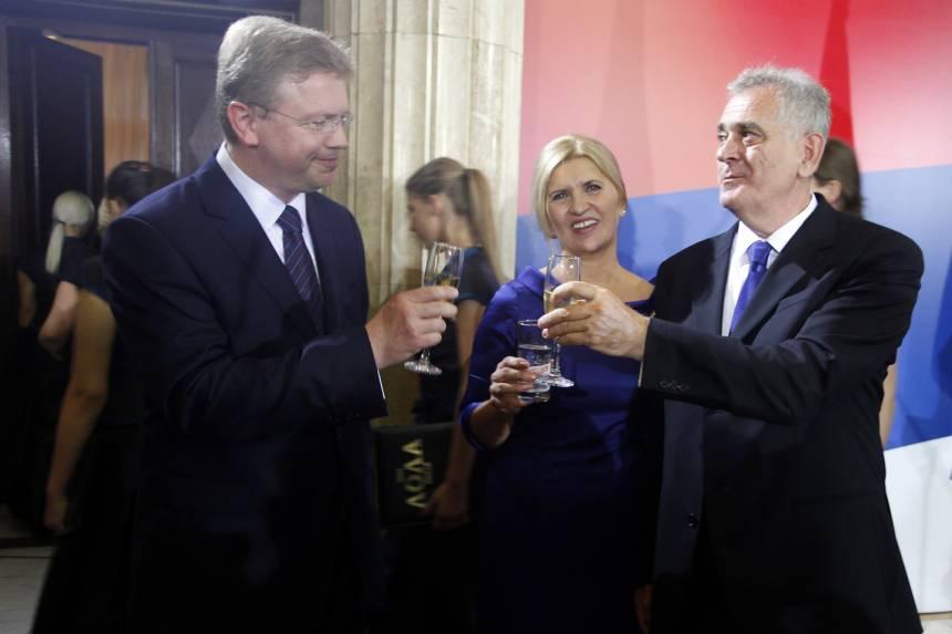 Inaguracija Tomislava Nikolića