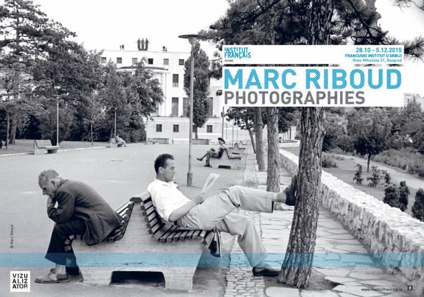 VIZUALIZATOR 2015 NAJAVA: OTVARANJE IZLOŽBE FOTOGRAFIJA - MARK RIBU