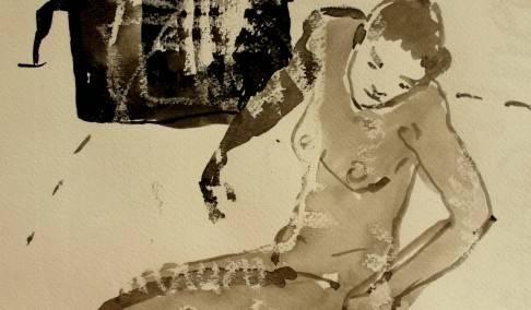"""Mladi umetnici otvorili izložbu """"Telo 2"""""""