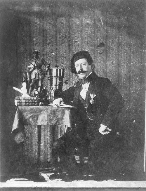 Anastas Jovanović - Prvi srpski fotograf