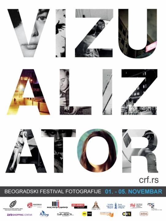 "CRF organizuje prvi beogradski festival fotografije ""Vizualizator"""
