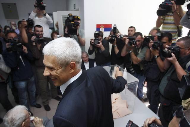 Izborna noć 2012.